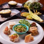 名物鉄板地鶏焼き 渋谷 鶏ます - 女子会特別コース
