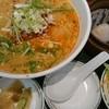 飲茶居酒屋 大福源 - 料理写真:担々麺セット。