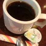飲茶居酒屋 大福源 - セルフサービスのコーヒー。