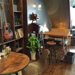 グリムカフェ - 店内の雰囲気