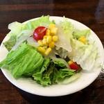 グリムカフェ - サラダ
