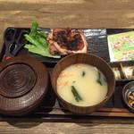 53427460 - 大山鶏もも香味炙り定食¥990