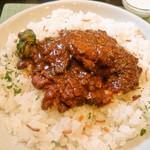 コクリコ - 辛口チキンカレー