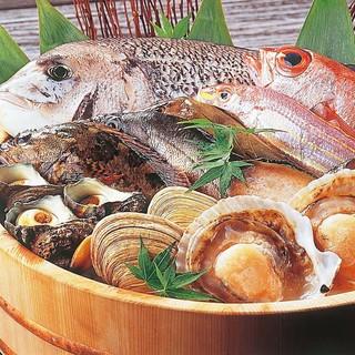 毎朝直送!水産会社直営の新鮮旬魚