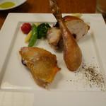 53428059 - さつま赤鶏のロティサリー