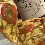 HAVESPI - ピザのデリバリーもできます!