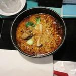 炎麻堂 - 辛口担々麺