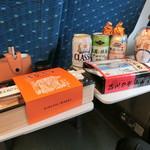 浅草今半 - やはり、「人気No.1」の『牛肉弁当』(1,295円)にしました。