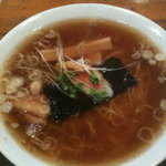 さんき - 料理写真:ラーメン ¥450