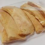 みつばちパンの店 - ラスク
