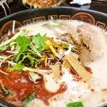 煮豚亭 砂馬  - 料理写真:黄うま煮豚入り
