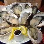 牡蠣とシャンパン 牡蠣ベロ - 141109