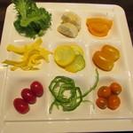 めぐみのさと - 生野菜
