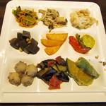 めぐみのさと - 野菜料理