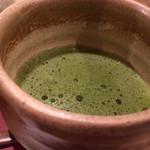太郎茶屋 鎌倉 - 抹茶