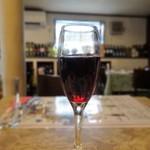 TRATTORIA AL CENTRO - ずし呑み:グラスワイン赤