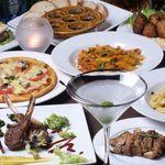 バー レッドローズ - 常時50品を超える季節の料理