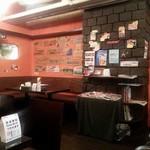 kanakoのスープカレー屋さん - 店内2