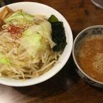 53436652 - 限定 海老味噌つけ麺