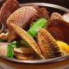 Sawauchijinku - 料理写真:赤皿貝の酒蒸し