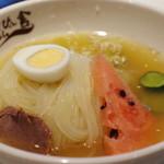 ぴょんぴょん舎 - 冷麺