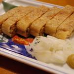 沢内甚句 - 納豆稲荷焼き