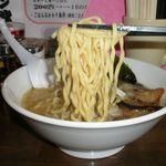 ラーメン堂 極 - 麺