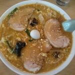 味噌屋 麺太 - 気仙味噌チャーシュー