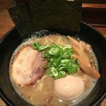 麺や 幸村 - 焼煮干しラーメン