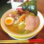 琉球湯麺831 - 濃厚湯麺