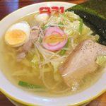 琉球湯麺831 - アッサリ塩タンメン