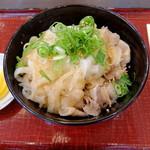 53441608 - 豚丼(淡路産玉葱使用) 700円 (16年6月)
