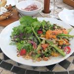KNOCK - 根菜を楽しむエレナ・サラダ