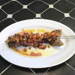 KNOCK - 4種のお肉ブロシェット