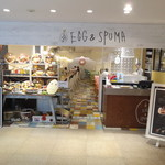EGG & SPUMA - 外観