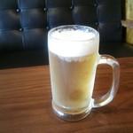 ネパリダイニング ダルバート - 生ビールは¥280