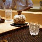 神楽坂 石かわ - 初亀(純米大吟醸)