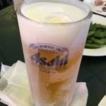 エルビルビアガーデン - 生ビール