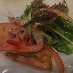 精養軒プルミエ - シーフードサラダ