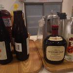 精養軒プルミエ - 飲みホのお酒