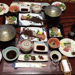 美よし荘旅館 - 料理写真: