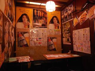 摂津 浜松町店 - ...謎の居酒屋インドカレー。。