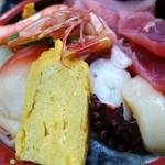 斎太郎食堂 - 海鮮丼