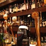 エムズ バー アンド カッフェ - 生ビールもたくさんの種類があります