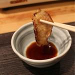 焼肉 三四郎 - 鳥皮