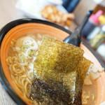 麺や虎鉄 - 特醤油定食