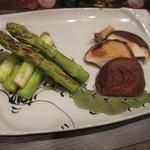 とうたく - 野菜焼き