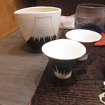 とうたく - 富士山の酒器