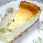 パティスリー アン・ドゥ - 2007年10月チーズケーキ320円