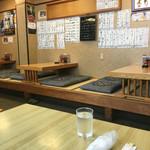 53452499 - 一福食堂・昭和の雰囲気漂う店内
